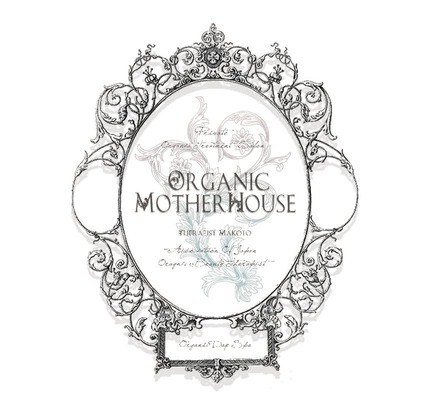 ORGANIC MOTHER HOUSE logo